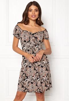 Happy Holly Tessan dress Patterned Bubbleroom.dk