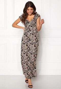 Happy Holly Tessie maxi dress Patterned Bubbleroom.dk