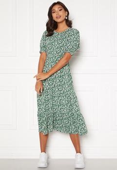 Happy Holly Tris dress Green / Patterned Bubbleroom.dk