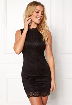 Happy Holly Vienna lace dress Black Bubbleroom.dk