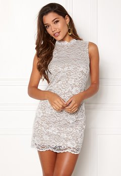 Happy Holly Vienna lace dress White Bubbleroom.dk