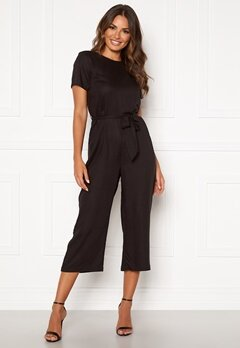 Happy Holly Mollie jumpsuit Black Bubbleroom.dk