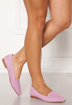 Heelow Astrid Loafer Peachy Pink Bubbleroom.dk