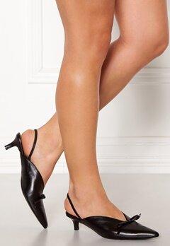 Henry Kole Amelie Leather Sandals Black Bubbleroom.dk