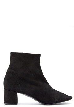 Henry Kole Erin Suede Shoe Black Bubbleroom.dk