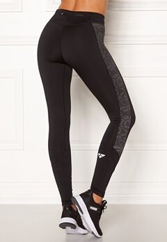 ONLY PLAY Hiss Run Brushed Tights Black Bubbleroom.dk