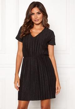 ICHI Kamma Dress Black Bubbleroom.dk