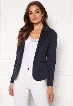 ICHI Kate Suit Jacket Total Eclipse Bubbleroom.dk