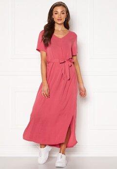 ICHI Marrakech Long Dress Baroque Rose Bubbleroom.dk