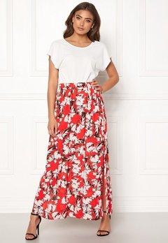 ICHI Marrakech Skirt 16019 Poinciana Bubbleroom.dk