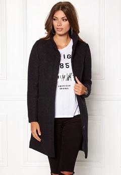 ICHI Unip Jacket Black Bubbleroom.dk
