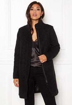 ICHI Uniz Jacket Black Bubbleroom.dk