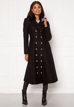 Ida Sjöstedt Abbey Coat Black bubbleroom.dk