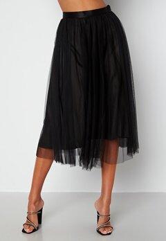 Ida Sjöstedt Flawless Skirt Soft Tulle Black bubbleroom.dk