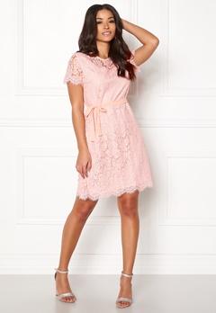 Ida Sjöstedt Helena Dress Soft Pink Bubbleroom.dk