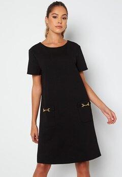 Ida Sjöstedt Teardrop Dress Black bubbleroom.dk