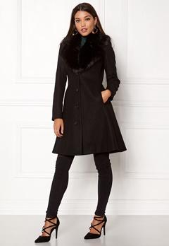 Ida Sjöstedt Tracey Coat Black Bubbleroom.dk