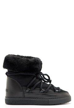 INUIKII Classic High Sneaker 201 Black bubbleroom.dk
