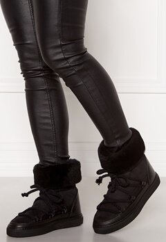 INUIKII Sneaker Classic High Black Bubbleroom.dk