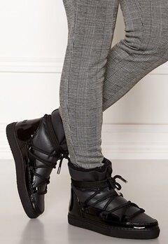 INUIKII Sneaker Gloss Black Bubbleroom.dk