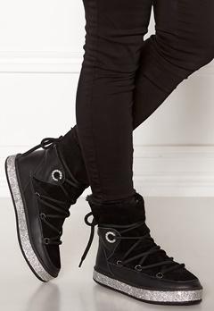 INUOVO Chianti Sneakers Crosta Black Bubbleroom.dk