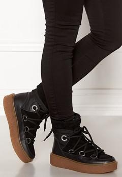 INUOVO Corniglia Sneakers Crosta Black Bubbleroom.dk