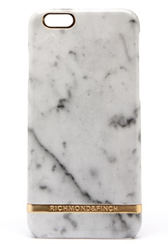 Richmond & Finch Iphone 6/6S Case Carrara Marble Bubbleroom.dk