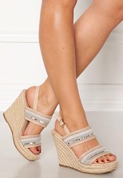 Krush Iso II Summer Sandals Nude Bubbleroom.dk
