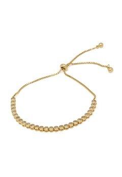 Ivory & Co Tivoli Gold Bracelet Gold Bubbleroom.dk