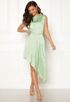 Ivyrevel Asymmetric Dress Pastel Green Bubbleroom.dk