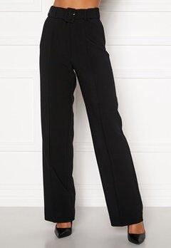 Ivyrevel Belted Suit Pants Black Bubbleroom.dk