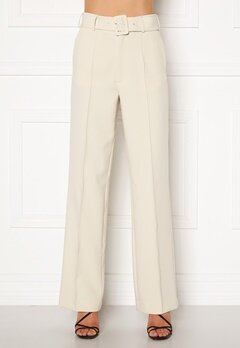 Ivyrevel Belted Suit Pants Off White Bubbleroom.dk