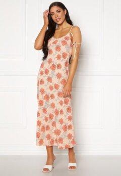 Ivyrevel Bias Maxi Dress Multi Floral Bubbleroom.dk