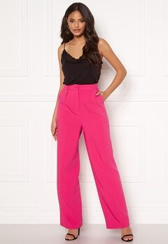 Ivyrevel Front Pleated Wide Pants Pink Bubbleroom.dk