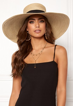 Ivyrevel Oversized Straw Hat Natural Bubbleroom.dk