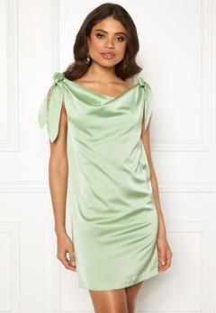 Ivyrevel Tie Shoulder Dress Pastel Green Bubbleroom.dk