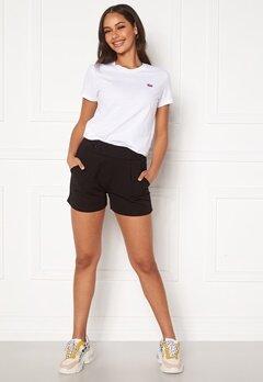 Jacqueline de Yong Geggo Shorts Jrs Black Bubbleroom.dk