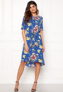 Jacqueline de Yong Hero 2/4 Midi Dress WVN Surf The Web Bubbleroom.dk
