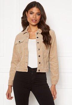 Jacqueline de Yong Kiraz Corduroy Jacket Nomad Bubbleroom.dk