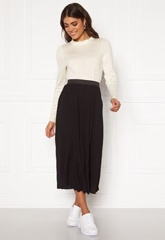 Jacqueline de Yong Paris Skirt Black Bubbleroom.dk