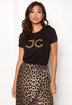 Juicy Couture JC Tee Pitch Black Bubbleroom.dk