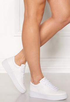 Jim Rickey Cloud Fat Leather Sneaker White Bubbleroom.dk