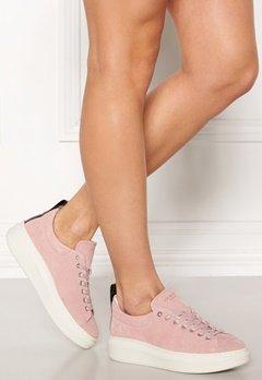 Jim Rickey Club Tech Suede Sneaker Lt Pink Bubbleroom.dk