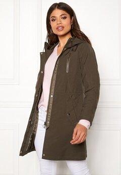 JOFAMA Amanda 2 Jacket 79 Olive Bubbleroom.dk