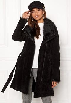 JOFAMA Inez Jacket Black Bubbleroom.dk