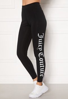 Juicy Couture Charlotte Legging Black Bubbleroom.dk