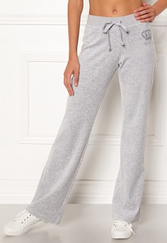 Juicy Couture Luxe Juicy Crown Pant Silver Lining Bubbleroom.dk