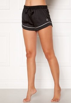 Juicy Couture Pia Satin Shorts Black Bubbleroom.dk