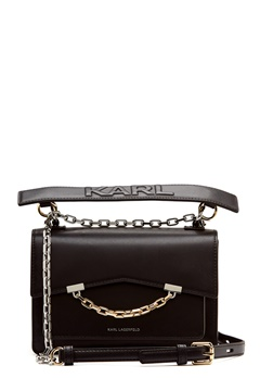 Karl Lagerfeld Karl Seven Shoulderbag Black Bubbleroom.dk