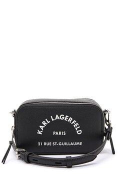 Karl Lagerfeld Rue St Guillaume Bag A999 Black Bubbleroom.dk